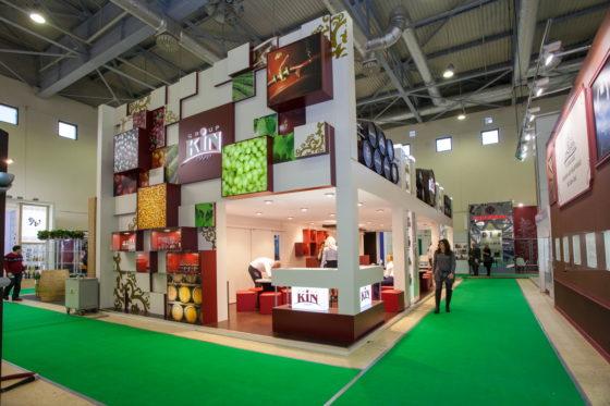 Exhibition stand KIN (Prodexpo)